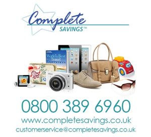Complete Savings contact details