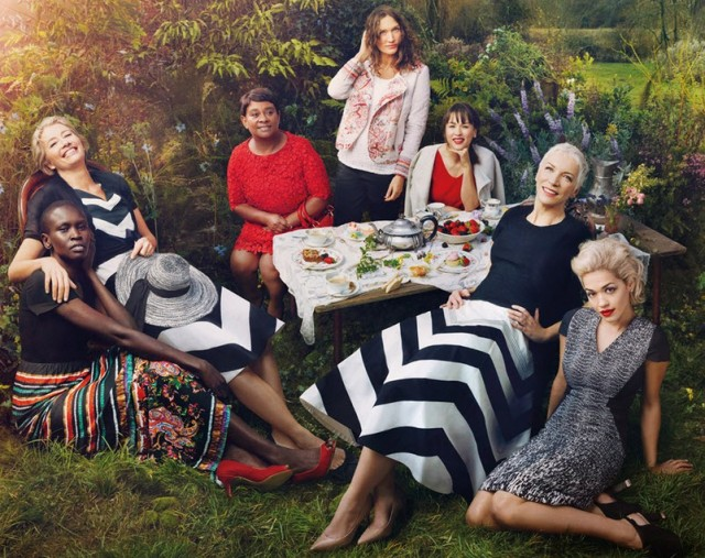 Marks and Spencer Leading Ladies campaign - the Complete Savings blog