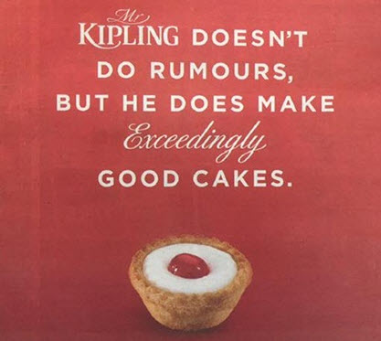 Mr Kipling goes through a rebranding - Complete Savings