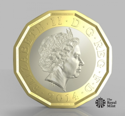 The New One Pound Coin - the Complete Savings blog