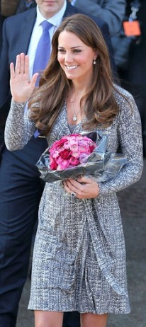 Kate Middleton wears Seraphine retail brand throughout pregnancy - Complete Savings